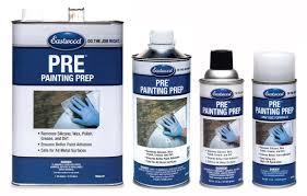 eastwood pre painting prep