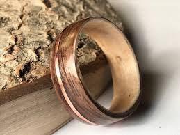 jewelry wooden rings images Wood wedding bands wood rings bentwood rings customized jewelry jpg