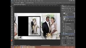 make wedding album wedding album page 2 using adobe photoshop cs6 hd tutorial