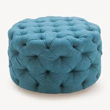 Ottoman Sale Mix And Chic Fabulous Finds Round Tufted Ottoman For Less Than 150
