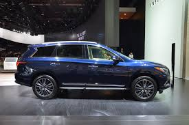 2020 infiniti qx60 hybrid 2016 infiniti qx60 crossover gets styling update better ride and