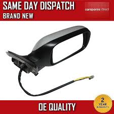 electric door wing mirror fit for a nissan primera p11 right new