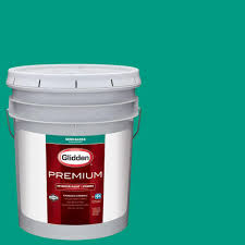 glidden premium 5 gal hdgo21u buttered salmon semi gloss