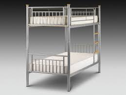 Metal Bunk Bed Frame Bowen Atlas Aluminium Metal Bunk Bed Frame