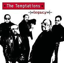 temptations christmas album legacy the temptations album