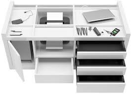 Schreibtisch Hochglanz Schwarz Stilista Designer Schwarz Glas Computertisch Schreibtisch Pc Büro
