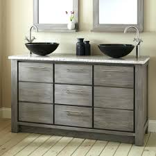 bathroom vanity corner unit sink trough double small basin