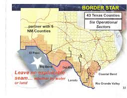 Texas Mexico Border Map by Border Lines Outsourced Border Security In Perry U0027s Texas