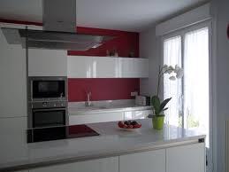 cuisine avec presqu ile rénovation d une cuisine les couleurs de