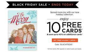 shutterfly black friday coupon codes 10 free cards free calendar