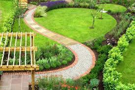 ideas for small garden paths paving on pinterest stones pattern