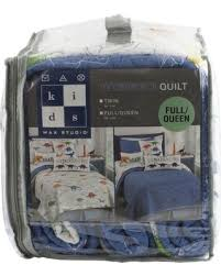 Dinosaur Comforter Full Find The Best Deals On Max Studio Dinosaurs Full Queen Quilt