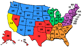 united states map with state names and capitals test your geography knowledge usa state capitals quiz lizard