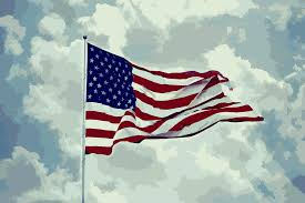 American Flag Picture American Flag Clipart