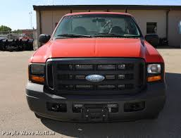 2006 Ford F250 Utility Truck - 2006 ford f250 super duty utility bed pickup truck item dd