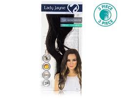 jayne hair extensions catch au jayne length 45cm hair extensions 3 pack black