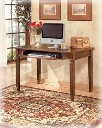 Small Brown Desk Traditional Medium Brown Hamlyn Small Office Desk