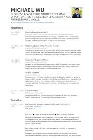 Australian Resume Templates Publications Resume Samples Visualcv Resume Samples Database