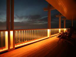 Kichler Deck Lights by Deck Railing Lights Crafts Home