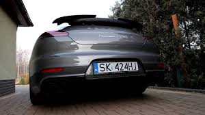 Porsche Panamera Gts 2015 - porsche panamera gts 2015 start up hd youtube