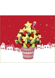christmas fruit arrangements edible arrangements
