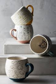 famous coffee mugs blue mugs coffee mugs u0026 teacups anthropologie