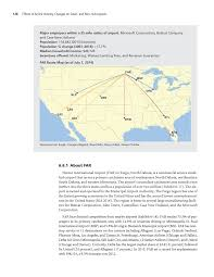 Allegiant Air Route Map Chapter 6 Focus Groups Effects Of Airline Industry Changes On