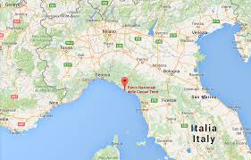 Map Of Cinque Terre Italy U2013 Cinque Terre The Five Lands Which Are Actually Seven A