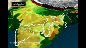 Geographical Map Of India by Drainage System In India 3d Animated Education Video Of Class 9