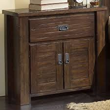 contemporary nightstands nebraska furniture mart