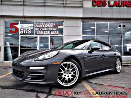 panamera porsche 2014 2014 porsche panamera for sale in saint jérôme qc 1305080529