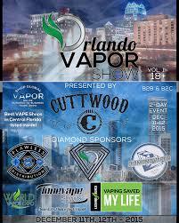 orlando vapor show presented by cuttwood the sauce boss vape