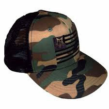 Black Flag Hat Snbi Flag Trucker Hat Curved Bill Black Camo Grey U2013 Snbi