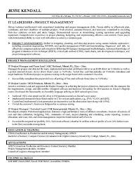 Project Manager Resume Templates Free by Leadership Resume Examples Leadership Skills Resume Example