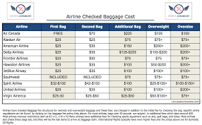 united airlines checked baggage real cost of shipping check baggage cost of airlines