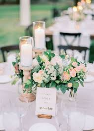 Centerpieces With Candles For Wedding Receptions by Top 25 Best Spring Wedding Centerpieces Ideas On Pinterest