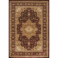 Calgary Area Rugs Home Dynamix Triumph Burgundy 9 Ft 2 In X 12 Ft 5 In Indoor