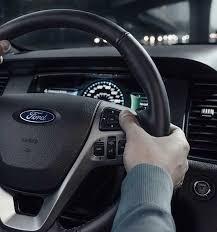 2010 Ford Taurus Interior 2018 Ford Taurus Sedan Features Ford Com