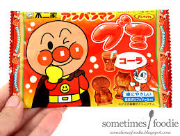 sometimes foodie anpanman cola flavored gummies h mart cherry