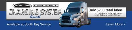 volvo truck shop south bay truck center medium u0026 heavy duty truck sales