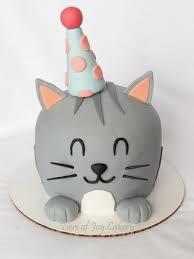 Cat Birthday Cake Recipe best 25 kitty cake ideas on pinterest cat