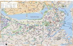 boston city map map of boston massachusetts and printable maps