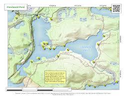 Lake Placid New York Map by Saranac Lake Wild Forest U2013 Andy Arthur Org