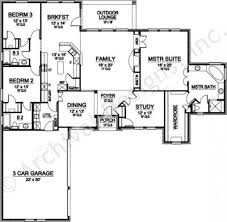 Floor Plan Elevations by Cobbs Creek Ranch Floor Plans Luxury House Plans