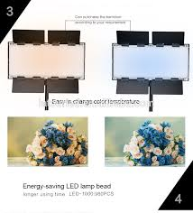 led lights for photography studio professional video studio lighting equipment photography led light