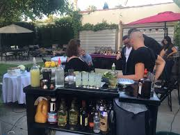 How To Throw A Backyard Party Event Gallery U2014 Platinum Bartenders