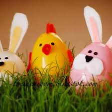 felt easter eggs use felt to make easter egg animals activity tip junkie