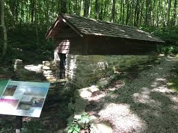 Clifty Falls State Park Map by Campground Reviews