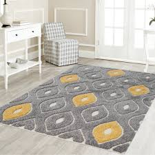 Grey Area Rugs The Most Awesome Grey And Yellow Area Rug Ordinary Clubnoma Com