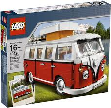 volkswagen van price amazon com lego creator volkswagen t1 camper van 10220